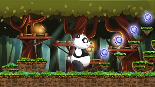 Jungle Panda World Run