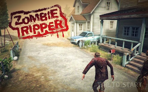 ZOMBIE RIPPER - náhled