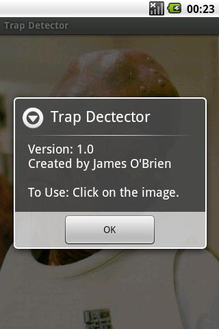 It's a Trap! - Trap Detector - screenshot