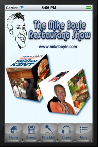 Mike Boyle Restaurant Show