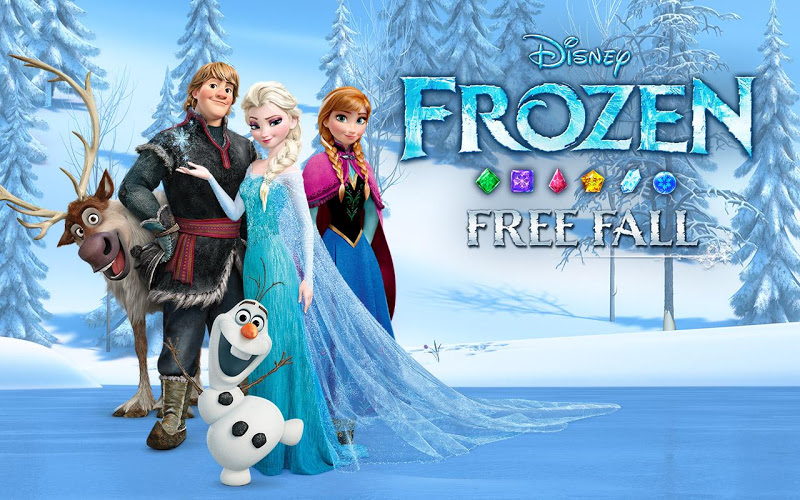 Frozen Free Fall Screenshot 5
