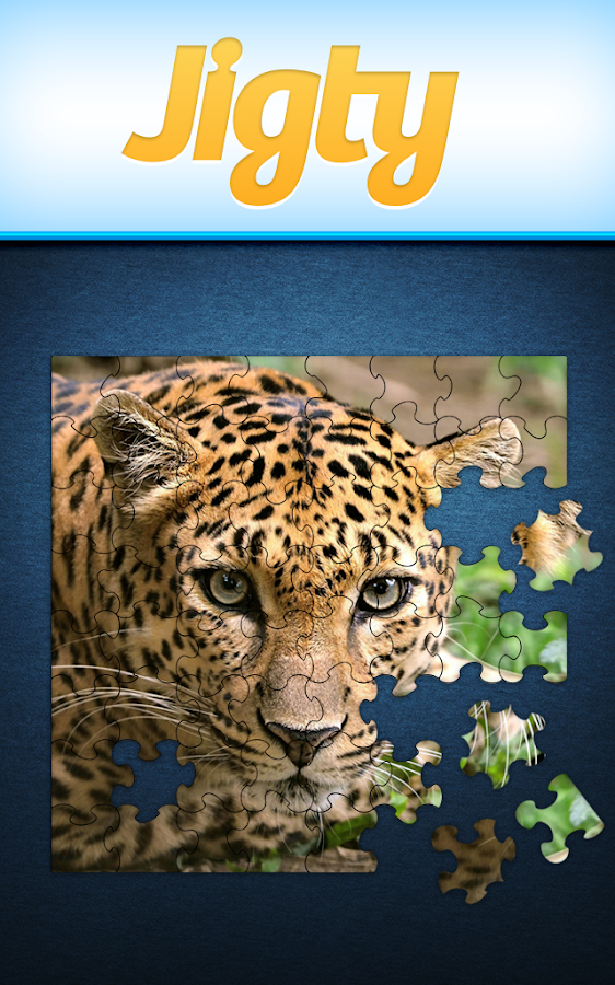 Jigty Jigsaw Puzzles - screenshot