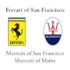 Ferrari / Maserati of SF icon