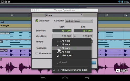 Pro Tools 10 Advanced Editing - screenshot thumbnail