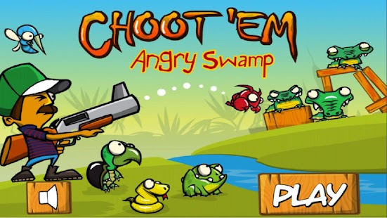 Angry Swamp ChootEm- screenshot thumbnail
