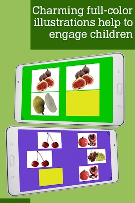 Fruits for kids screenshot
