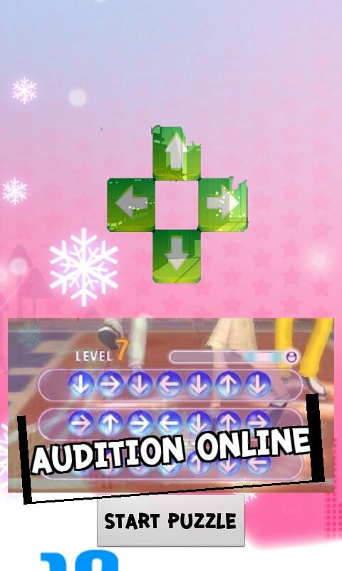 Audition On Mobile 2 - screenshot