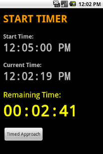 Start Timer- screenshot thumbnail