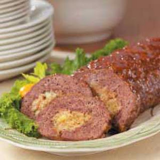 Curry Meat Loaf