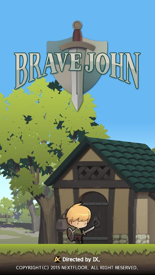 Brave John- screenshot