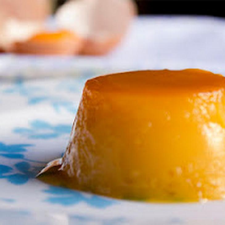 Tocino de Cielo (Spanish Custard)