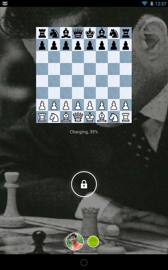 World Chess Championship 2013- screenshot