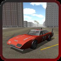 Old Classic Racing Car 11