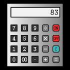 Math Word Decode Fun Item - Calculator icon