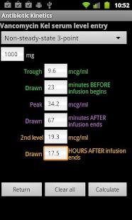 Antibiotic Kinetics Paid- screenshot thumbnail