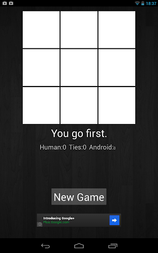 玩免費解謎APP|下載Noughts and Crosses Free app不用錢|硬是要APP