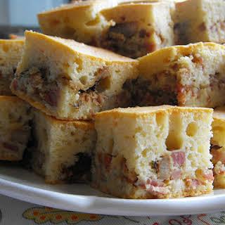 Ham, Sausage, and Salami Bread.