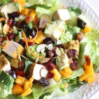 Moroccan Chicken Salad