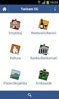 Screenshot of Turizam CG