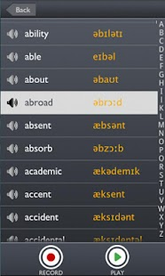 Sounds: The Pronunciation App- screenshot thumbnail