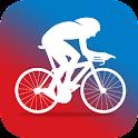 Sportwereld wielrennen logo