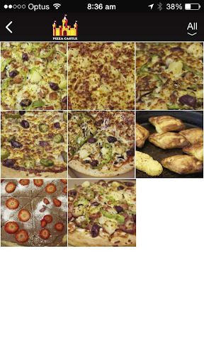【免費生活App】Pizza Castle-APP點子