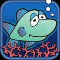 Underwater Memory Match Free logo