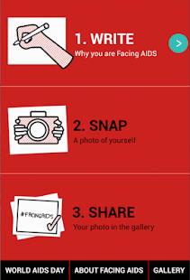 Facing AIDS - screenshot thumbnail