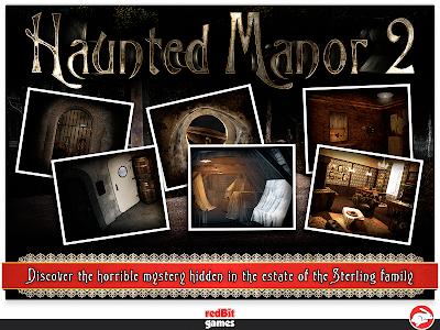 Haunted Manor 2 - Full Version v1.1