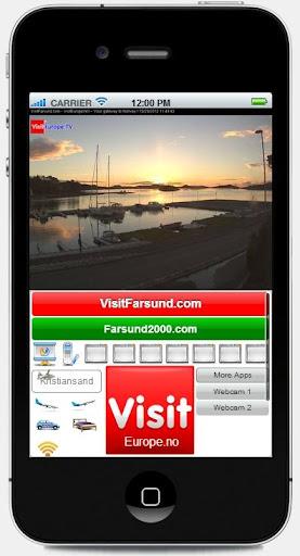 VisitFarsund - VisitEurope.no