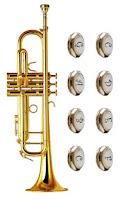 Screenshot of Virtual trumpet