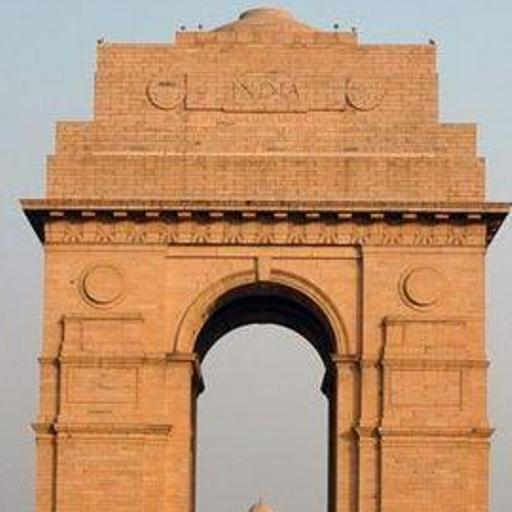 DelhiMap SearchOffline LOGO-APP點子