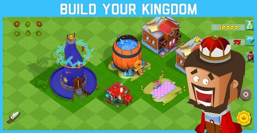 Magic Island Kingdom City