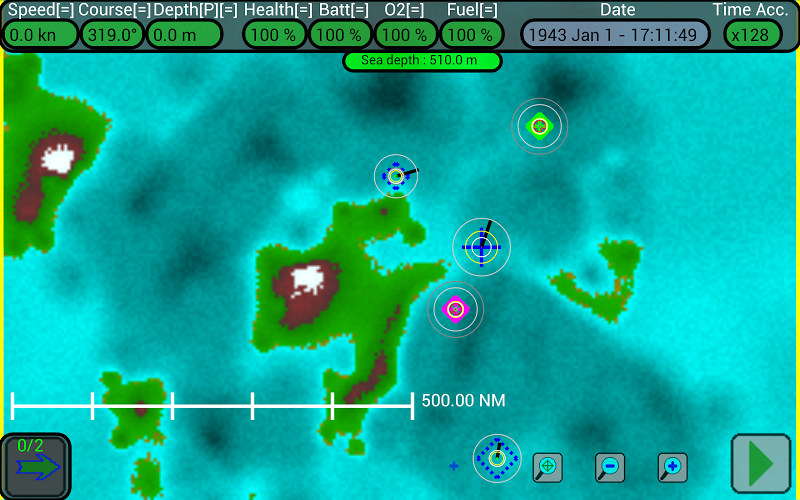 U-Boat Simulator Screenshot 8