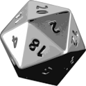 D20 DnD Dice Roller icon
