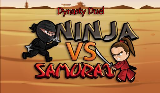 DYNASTY DUELS NINJA VS SAMURAI