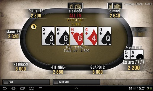 Golden Nugget Poker - screenshot thumbnail