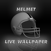Helmet Live Wallpaper
