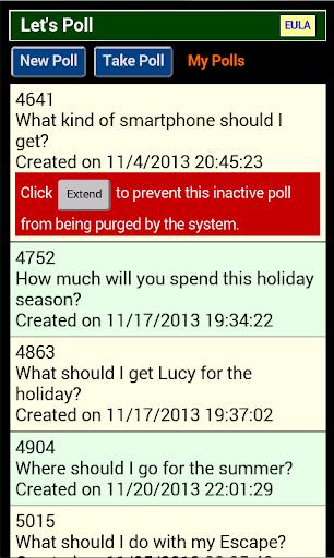 Lets Poll - Survey Quest Maker