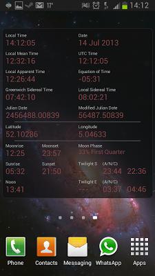 Sky Time - screenshot