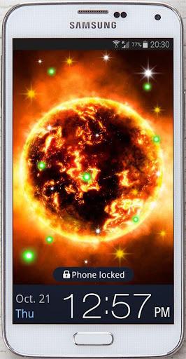 Galaxy Space Free HD LWP