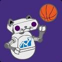 NW Football & Basketball logo