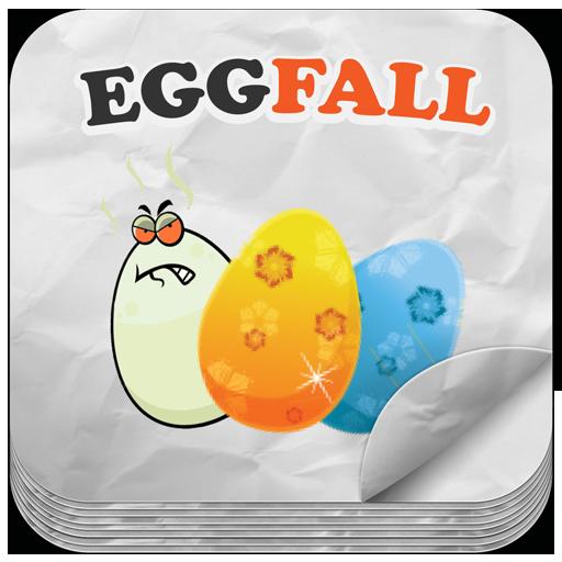 EggFall FREE 街機 App LOGO-APP試玩