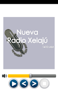 Screenshot of Radios de Guatemala