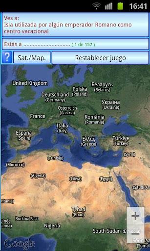 【免費娛樂App】GameWorld - Juegos con mapas-APP點子