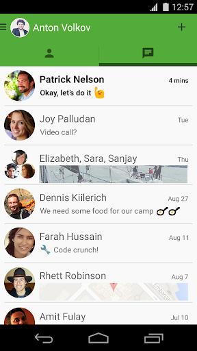Hangouts - Imagem 1 do software