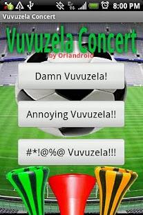 Vuvuzela - screenshot thumbnail