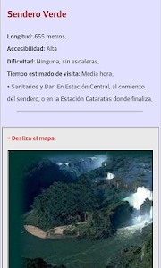 Cataratas del Iguazu screenshot 2