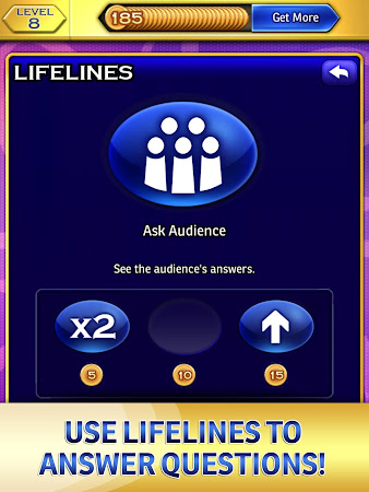 Who Wants To Be A Millionaire 1.3.8 screenshot 249269