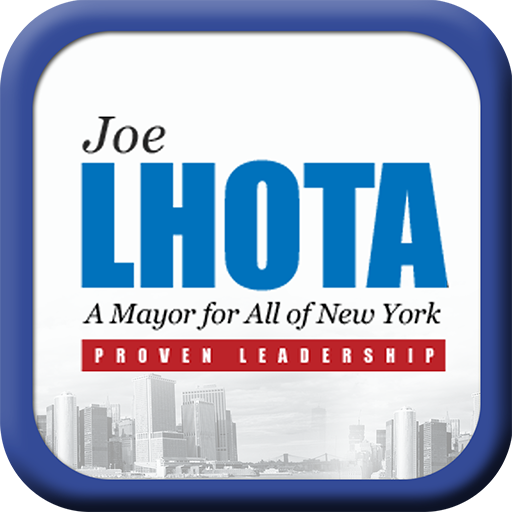 Joe Lhota Mayor for All of NY 教育 App LOGO-APP試玩